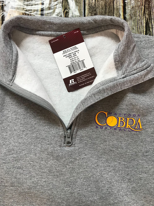 Cobra Fleece  quarter zip