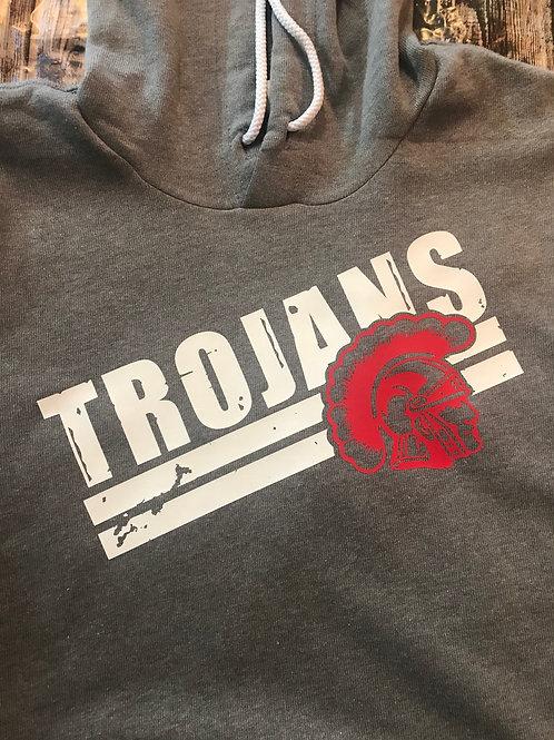 Distressed Trojans with Trojan head