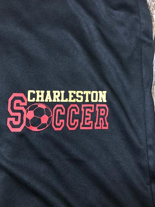 Girls 2020 soccer sweatpants- cotton