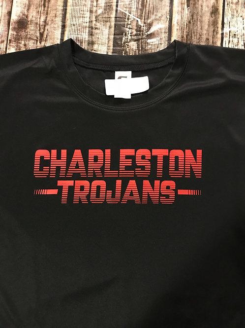 Charleston Trojans gradient