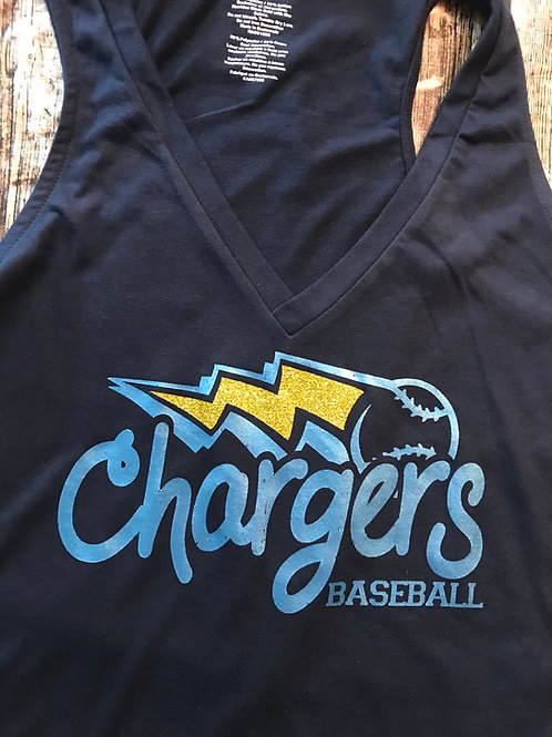 Charleston Chargers tank top