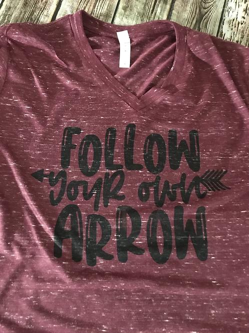 Follow your own arrow