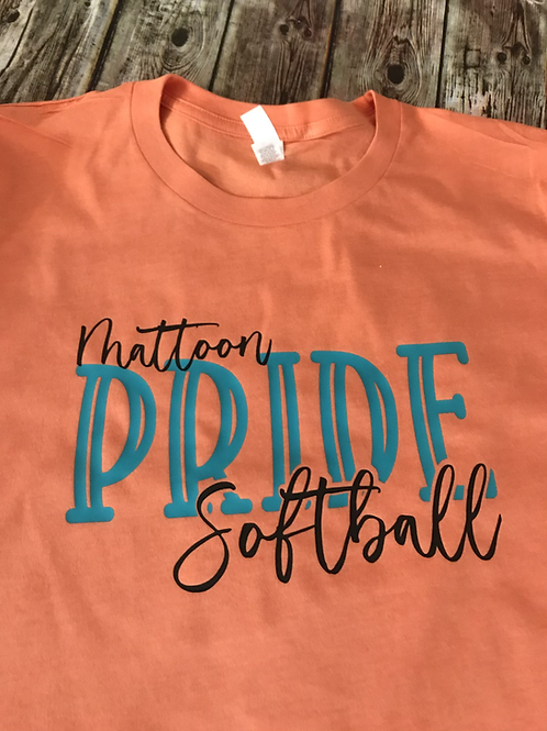 Mattoon Pride softball