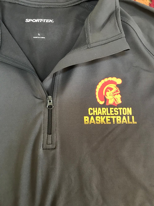 CHS boys team quarter zip