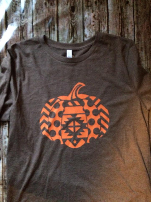 Aztec pumpkin