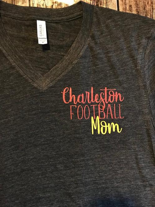 Charleston Football mom