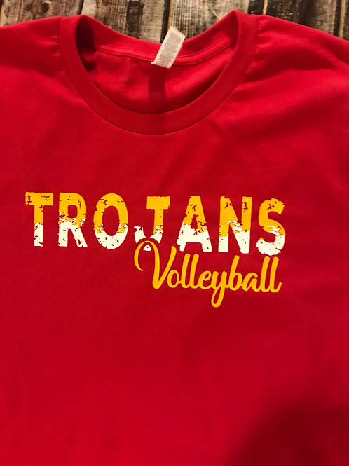 Ombre Trojans Volleyball