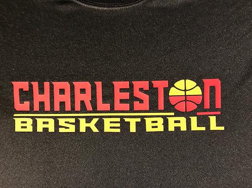 Charleston Basketball 2017-18 Gold and Red