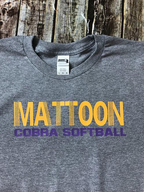 Mattoon Cobra shirt