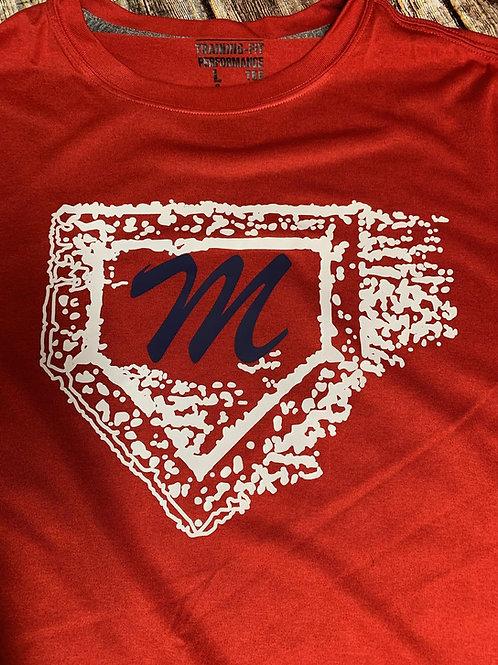 Mattoon performance home plate - M