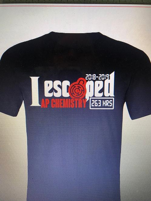 AP Chemistry Shirt 2019