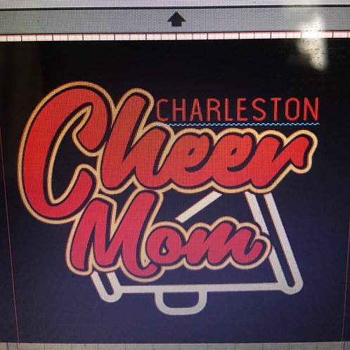 2019 CMS cheer mom sweatshirt