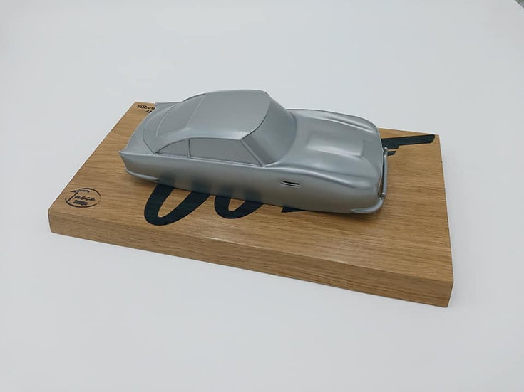 Silhouette Automobile - Aston Martin DB5 de James Bond N°1/1