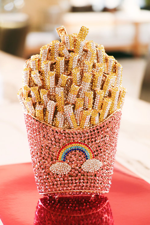 Fancy Fries Bag
