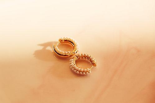 Ellé Pearl Earrings