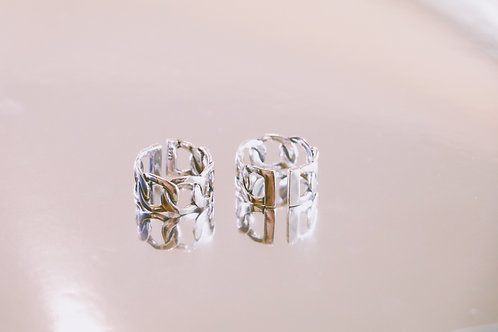 Parisian Platinum Rings