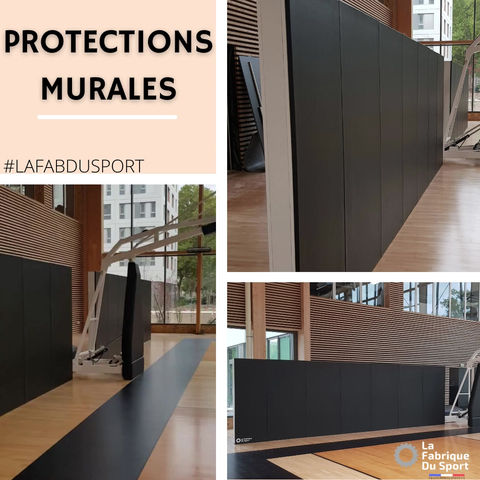 Les protections murales