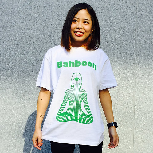 Bahboon Yoga T-Shirts White
