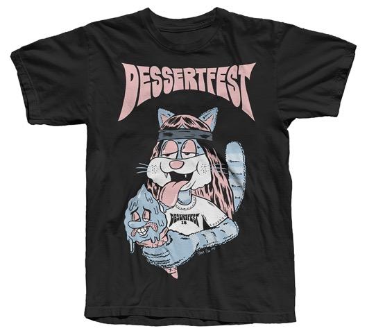 Desert Fest関連Tシャツ販売中