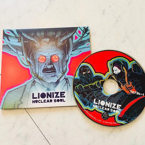 [CD] Nuclear Soul - LIONIZE