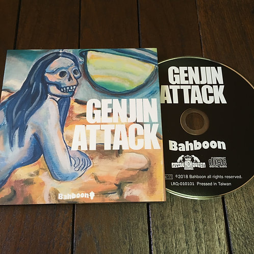 [ CD ] Genjin Attack - Bahboon