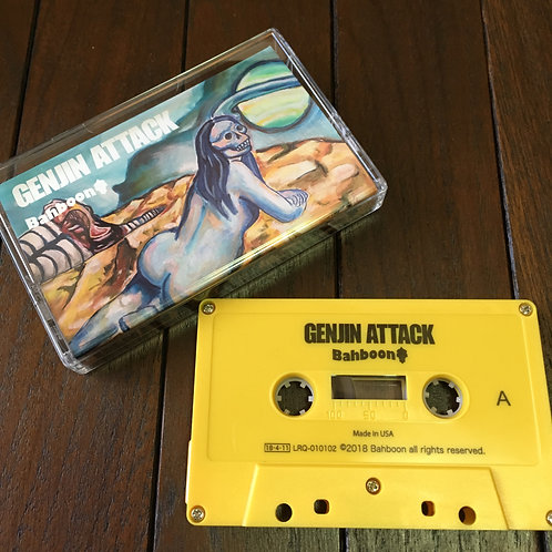 [ Tape ] Genjin Attack - Bahboon