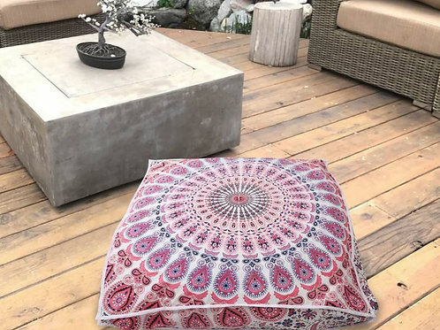 Large Mandala kussen zonder vulling