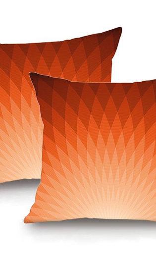 Oranjerie  geprinte kussens