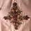 Thumbnail: Kameez zalm met bloemen