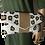 Thumbnail: Clutch met tijgerprint