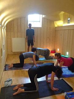 la chouette maison yoga shala