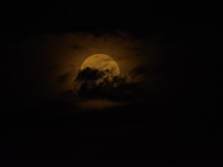 Part 1- Pillow talk with the bleeding moon