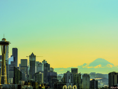 The Seattle Space Needle: a photographing guide