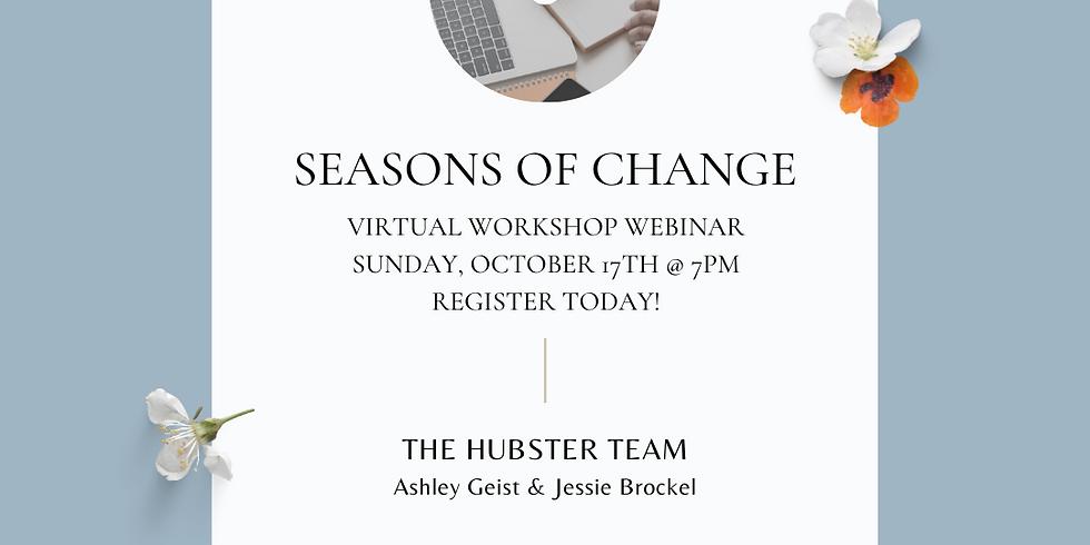 Seasons of Change (Full Package)