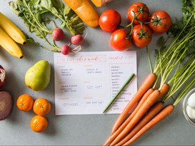 10 Tips for Meal Planning
