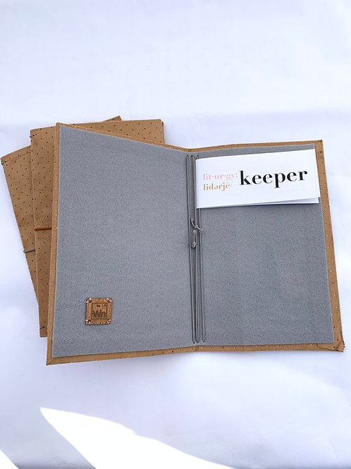 Deer Perforated  Liturgy Keeper
