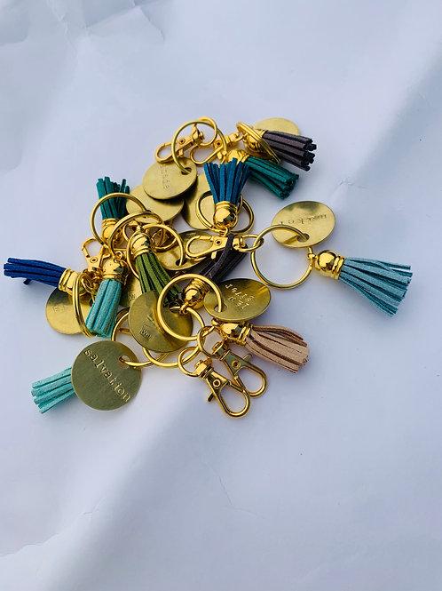 ISAIAH keychain
