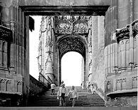 La grande porte du 16 ème siécle