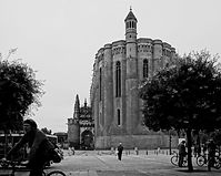 Saint Cecile Albi Cathedrale