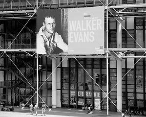 Walker Evans à Beaubourg