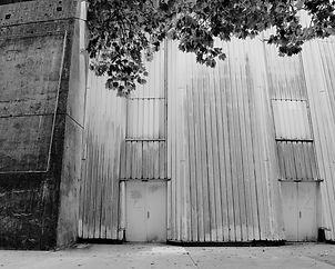 Le mur penché