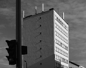 Immeuble à 5 antennes