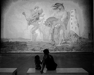 Le rideau de scéne de Picasso