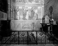 Chapelle décor 19 ème