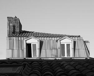 La maison sur le toit
