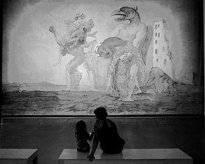 Rideau de scène de Picasso