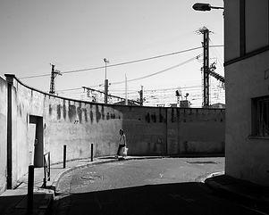 Une rue ronde