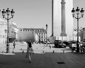 Place Vendome et sa colonne