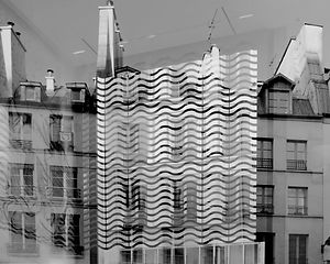 Reflets ondulés
