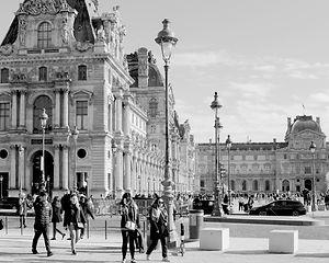 Le Louvre visité
